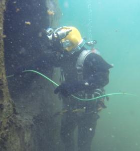 Dundee Marine – ROV Services