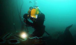 Dundee Marine - Under Water Welding